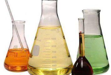 Sustancia pura y mezcla. química