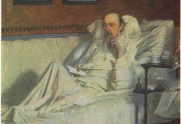 """¿Se pueden transmitir brevemente los pensamientos del autor? Nekrasov, """"Abuelo"""": un poema sobre el héroe"""