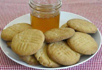 Cómo cocinar galletas con miel: recetas