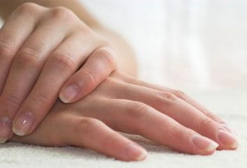 Są traktowane w domu: a palec jest odpowiedzialny za to, co organizm