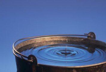 « L'eau ne razolesh »: la valeur et des exemples phraséologisme