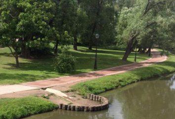 Zaktualizowany Batashevs ogród (Tula) zaprasza na spacer po upiększania!