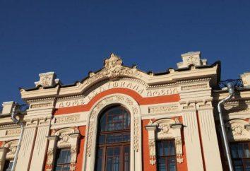 Teatros Pskov: para onde ir