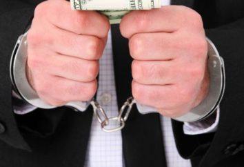 Można posadzić za niepłacenie kredytu: wszystkie niuanse i subtelności emisji