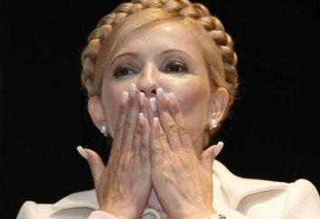 Lo que puso Yulia Tymoshenko y en qué circunstancias fue liberada