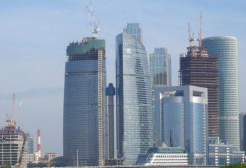 Skyscrapers: combien d'histoires dans la « ville de Moscou »?