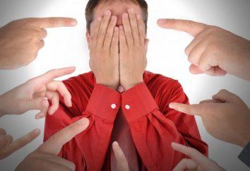 La fobia sociale: perché una persona ha paura della gente?