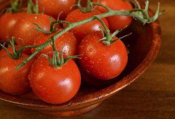 A quel âge peut donner la tomate bébé? Recettes plats tomate la karapuzov