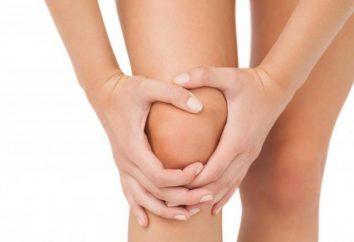 Suprapatellyarny borsite del ginocchio: sintomi e trattamento