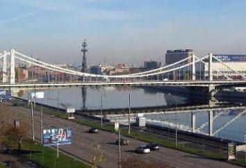 Ponte di Crimea a Mosca
