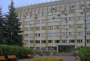 59 Hospital. 59 GKB, Moskau – Adresse