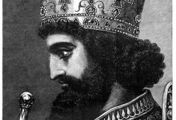 O rei persa Xerxes e a lenda da batalha em Thermopylae
