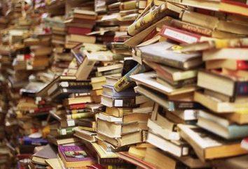 Vous ne savez pas lire un livre? Reportez-vous à la liste