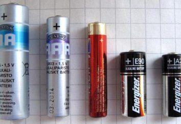 Batterie 23A: alimentation galvanique