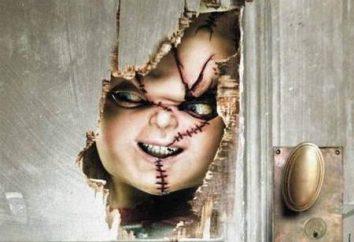 Chucky doll: niezwyciężony rudowłosy
