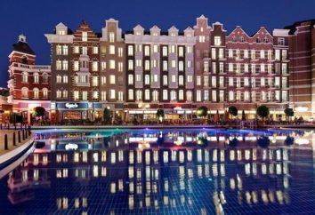 Orange County Resort Hotel 5 * (Turquia, Kemer): fotos e comentários