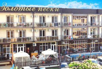 """Niezapomniane wakacje w Anapa: słońce, morze i """"Złote Piaski"""" (Vityazevo)"""
