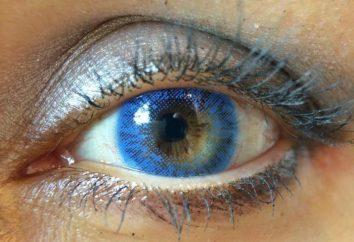lentes de color Ciba Vision: opiniones