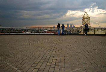 Moskwa atrakcje: obserwacja RAS deck