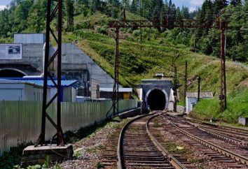 Tunnel Beskydy: descrizione, ricostruzione e foto