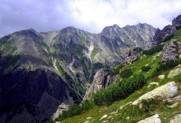 Góry w Polsce, Słowacji, Czech, Niemiec. Wakacje w górach Polska