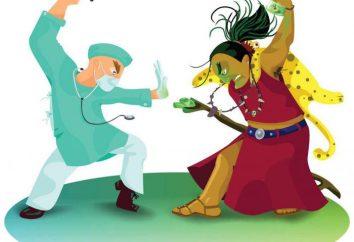 Est la médecine alternative – c'est un non-sens?