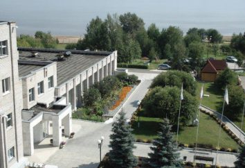 """Sanatorium """"Ural Venezia"""": Descrizione"""
