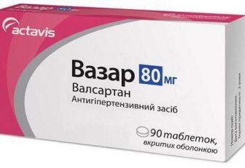 """""""Vasari 80"""": instrukcje użytkowania, opis leku, opinie"""