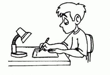 Programa educacional: o que está escrito na carta de apresentação para o currículo