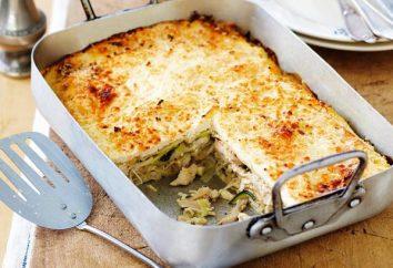 Filetto di pollo con zucchine: ricetta