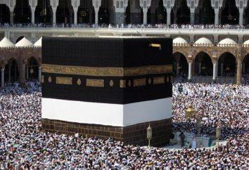 Mosquée Al-Haram en Arabie Saoudite