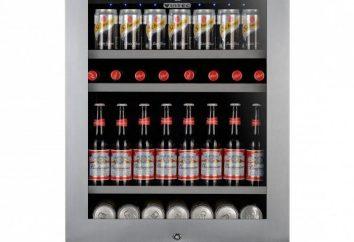 Bière Réfrigérateur: spécifications techniques