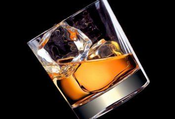 marques et leurs caractéristiques du whisky. La marque la plus populaire et bien connu de whisky
