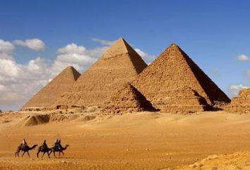 Segreti delle piramidi egiziane – il mistero dell'antica civiltà