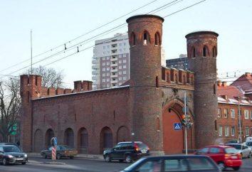 Sackheim Gate: historia i opis