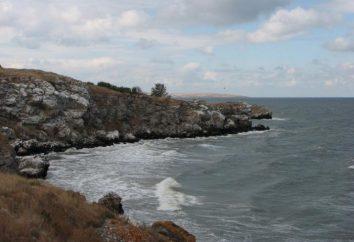 Caractéristiques et température de l'eau dans la mer d'Azov