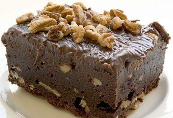 US Schokolade Brownie: Rezept