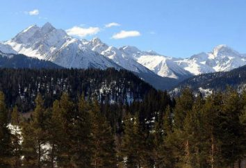 "Station de ski Arkhyz. Station de ski ""Arkhyz – Romance"""
