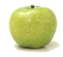 """""""Enchimento brancos"""" maçãs que se tornaram lenda"""