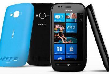 """""""Lyumiya Nokia 710"""": características, foto, precio y revisión de modelos"""