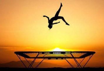 Centre Trampoline à Kazan. Les avantages de sauter sur le trampoline