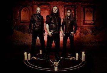 Venom – Gruppe gegründet Black Metal