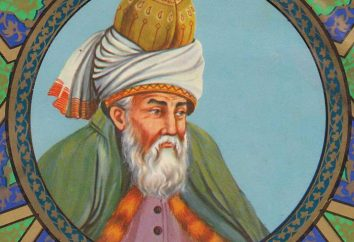 poeta persa Rumi y sufi Dzhalaladdin: una biografía, la creatividad
