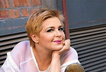 Pegova Irina Sergeevna: filmografia, życiorys, życie osobiste aktorki