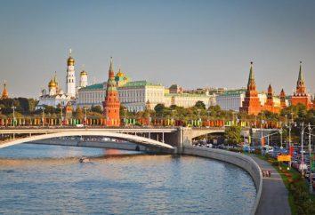 Trasa Krasnojarsk – Moskwa. Krasnojarsk – Moskwa: czas, odległość