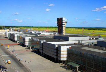 Aeropuertos de Ekaterinburg (Koltsovo): Información general, los contactos