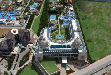 Hotel Adalya Elite Lara 5 * (Turquía, Antalya): descripción, características y opiniones