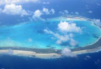 Pacific Klima. Merkmale Pazifik Klima