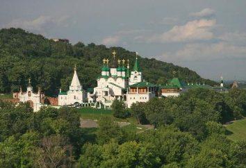 atracciones en Nizhny Nóvgorod y el espíritu encantador de la antigüedad