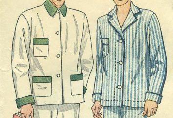 Piżamy męskie – zasadniczą ciuch